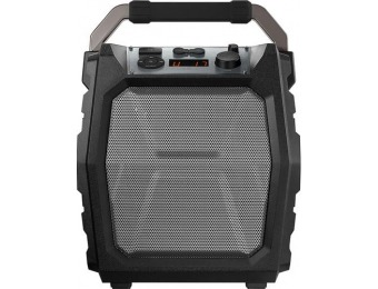 "$80 off Insignia 6-1/2"" Powered Wireless 2-Way Speaker"