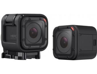 $50 off GoPro HERO Session HD Waterproof Action Camera