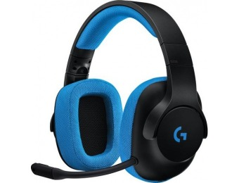 50% off Logitech G233 Prodigy Gaming Headset