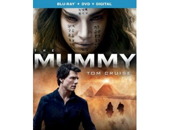 75% off The Mummy Blu-ray/DVD