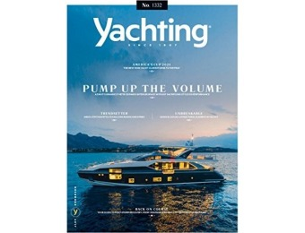 92% off Yachting Magazine - 1 year auto-renewal