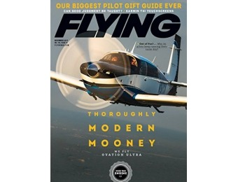 92% off Flying Magazine - 1 year auto-renewal