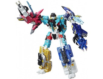 $40 off Transformers Generations Platinum Edition Combiner Wars Liokaiser