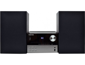 $60 off Toshiba 30W Main Unit and Speaker System Combo Set