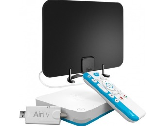 $30 off AirTV 8GB 4K Streaming Media Player & HDTV Antenna