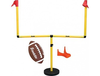44% off Franklin Go Pro Youth Football Goal Post Set