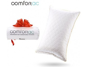 50% off Comfortac Premium Shredded Memory Foam Pillow