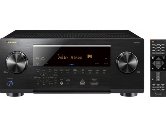 $300 off Pioneer Elite 1665W 9.2-Ch Network 4K Home Theater Receiver