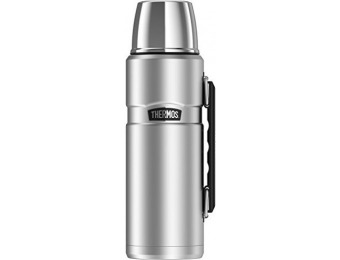 43% off Thermos Stainless King 40 Ounce Beverage Bottle