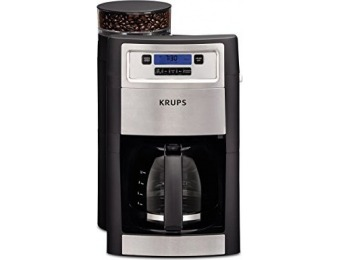 $49 off KRUPS KM785D50 Grind & Brew Automatic Coffee Maker