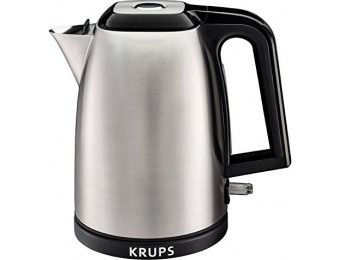 69% off KRUPS BW3110 SAVOY Electric Kettle