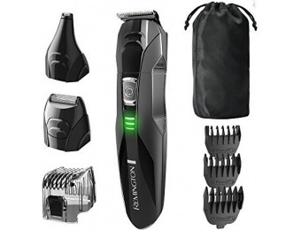 67% off Remington PG6025 All-in-1 Lithium Powered Grooming Kit