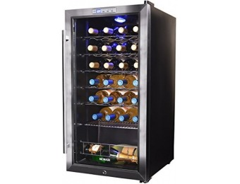 $206 off NewAir AWC-270E 27-Bottle Compressor Wine Cooler