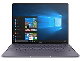 "$334 off Huawei MateBook X Signature Edition 13"" Laptop"
