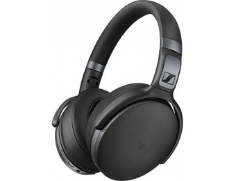 $50 off Sennheiser HD 4.40 Around Ear Bluetooth Wireless Headphones