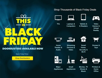 Best Buy Black Friday Doorbusters