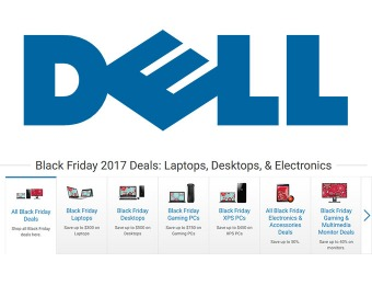 Dell Black Friday Deals: Laptops, Desktops, & Electronics