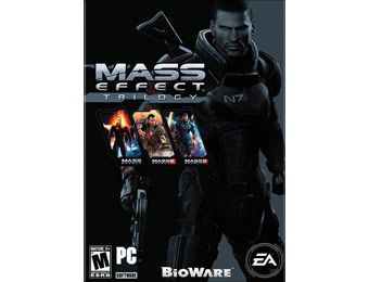 $29 off Mass Effect Trilogy PC Download