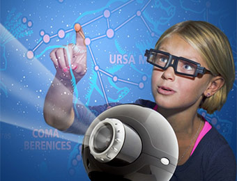 66% off Discovery 3D Star Theater w/ 45% off promo code CYBERWK