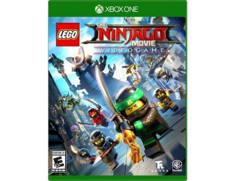 67% off LEGO Ninjago Movie Video Game - Xbox One