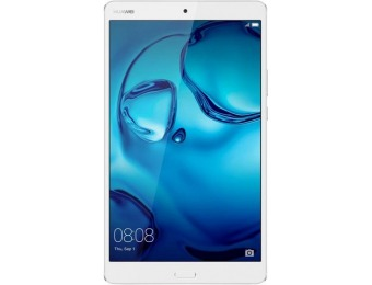 "$90 off Huawei MediaPad M3 8.0 Octa Core 8.4"" Android Tablet"