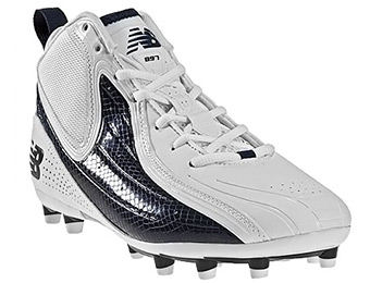 75% off New Balance 897 Men's Football Cleats MF897MB