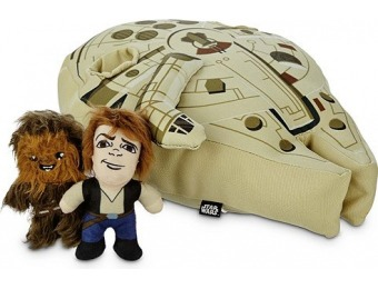 60% off Star Wars Millennium Falcon Foraging Dog Toy