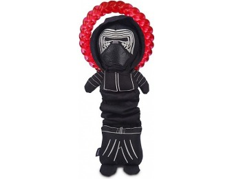 50% off Star Wars Kylo Ren TPR Ring Dog Toy