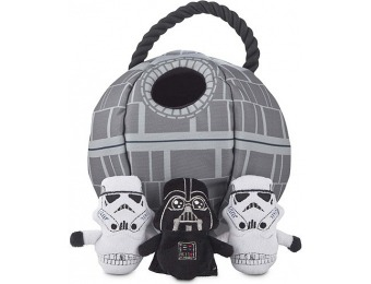 50% off Star Wars Death Star Foraging Dog Toy