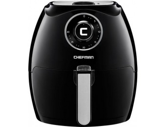 $80 off Chefman 5.5L Hot Air Fryer