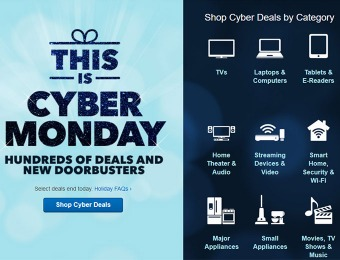 Best Buy Cyber Monday Doorbusters