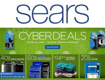 Sears Cyber Deals