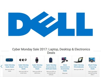 Dell Cyber Monday Deals: Laptops, Desktops, & Electronics