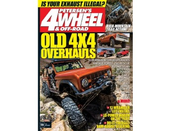 96% off 4 Wheel & Off Road (Digital) Magazine