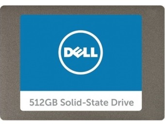 57% off Dell Serial ATA Solid State Hard Drive - 512 GB