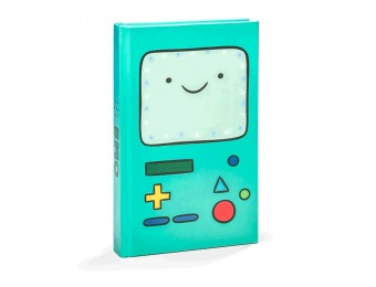50% off Adventure Time BMO Light-Up Journal