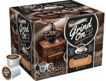 50% off Grind On Caramel Macchiato K-Cups (60-Pack)