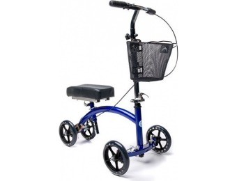 $144 off KneeRover Deluxe Steerable Knee Cycle Scooter