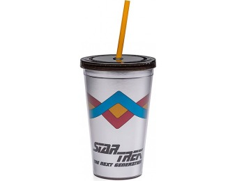 60% off Star Trek Wesley Crusher Travel Cup
