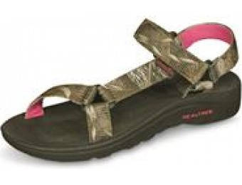 79% off Realtree Women's Brook Sandals