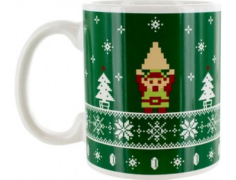 46% off Legend of Zelda Holiday Mug