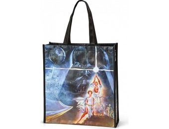 63% off Star Wars 40th Anniversary Shopping Tote