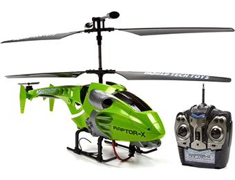 76% off Gyro Raptor-X 3.5CH RTR RC Helicopter