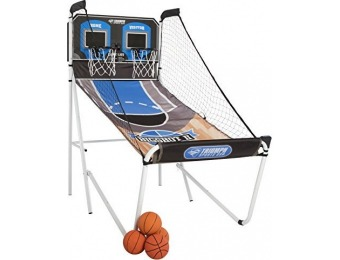 "$109 off Triumph Sports ""Big Shot"" 8-in-1 Two-Player Basketball"
