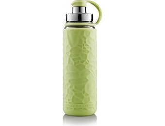 85% off Anchor Hocking LifeProof Glass Water Bottle w/ Silicone Sleeve