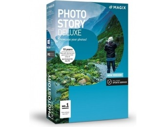 43% off Download MAGIX Photostory Deluxe