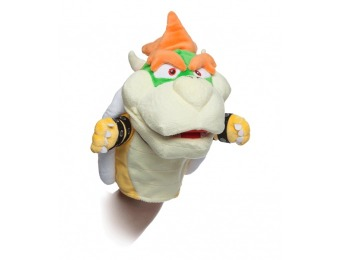 32% off Super Mario Bowser Puppet