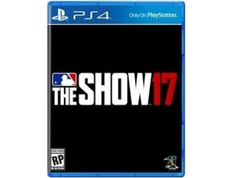 $40 off MLB 17 The Show - PS4