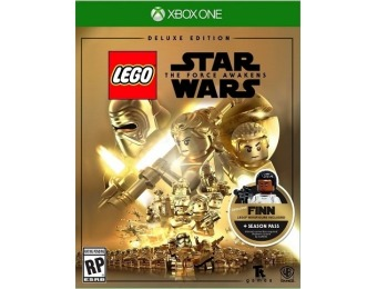 71% off Lego Star Wars Force Awakens Deluxe Xbox One