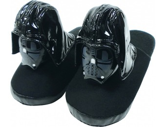 68% off Darth Vader Slippers